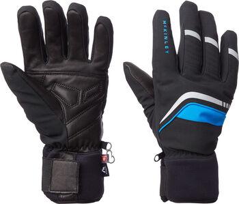 McKINLEY Daugustino gants de ski Hommes Noir