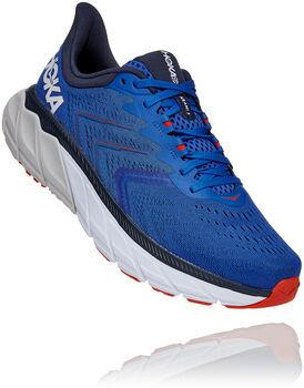 Hoka One One Arahi 5 Glide Chaussure de running Hommes Bleu
