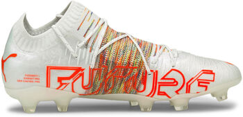 Puma FUTURE Z 1.1 FG/AG chaussure de football Hommes Blanc