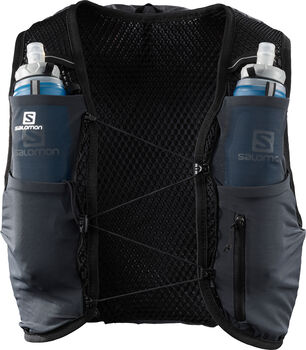Salomon Active Skin 8 Set Trinksystem Schwarz