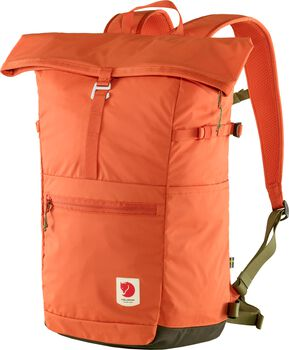 Fjällräven High Coast Foldsack Tagesrucksack Orange