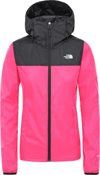 The North Face CYCLONE Wanderjacke Damen Pink