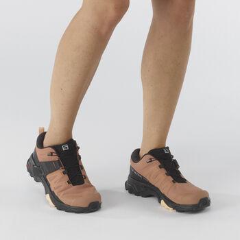 Salomon X ULTRA GORE-TEX MOCHA chaussure de randonnée Femmes Rose