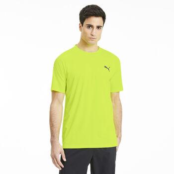 Puma Power Thermo R T-Shirt Herren Gelb