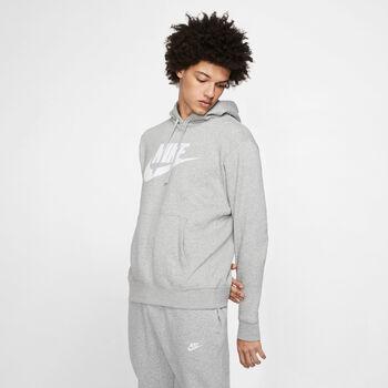 Nike Sportswear Club Hoody Herren Grau