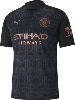 Puma Manchester City 20/21 Away Replica maillot de football Hommes Noir