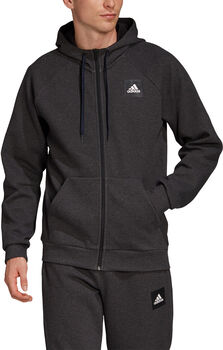 ADIDAS Must Haves Stadium Trainingsjacke Herren Schwarz