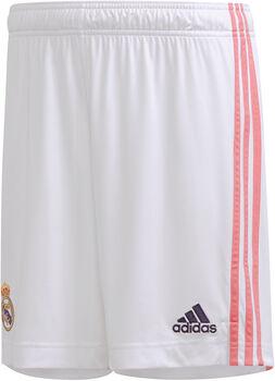adidas Real Madrid 20/21 Heimshorts Herren Weiss