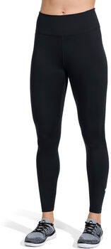 Nike One Tights Damen Schwarz
