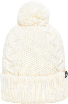 The North Face Cable Minna Beanie Mütze Damen Weiss