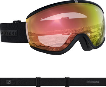 Salomon iVY Photo Sigma Skibrille Damen Schwarz