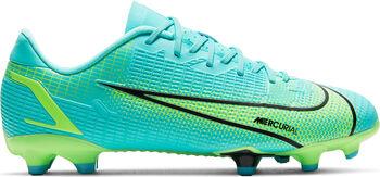 Nike JR VAPOR 13 ACADEMY FG/MG chaussure de football Bleu