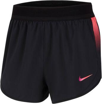 Nike Runway Laufshorts Damen Schwarz