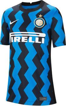 Nike Inter Mailand 20/21 Stadium Home Fussballtrikot Blau