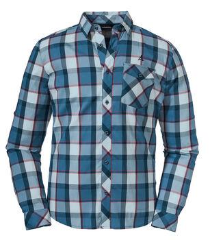 SCHÖFFEL Duleda chemise de randonnée Hommes Bleu