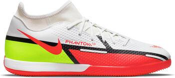 Nike Phantom GT2 Academy Dynamic Fit Fussballschuh Indoor Weiss