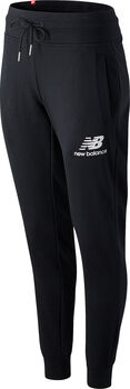 New Balance Essentials Trainerhose Damen Schwarz