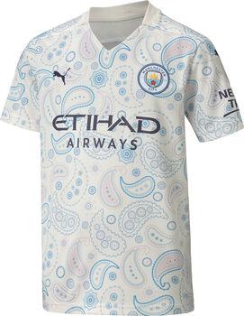 Puma Manchester City 3rd  Replica Fussballtrikot Weiss