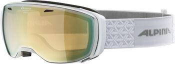 ALPINA Estetica HM Lunettes de ski Blanc