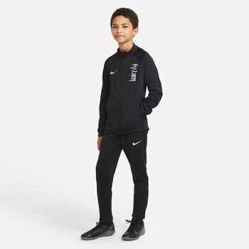 Nike Dri-Fit Kylian Mbappe Trainingsanzug Schwarz