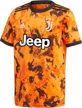 adidas Juventus Turin 20/21 Ausweichtrikot Jungs Orange