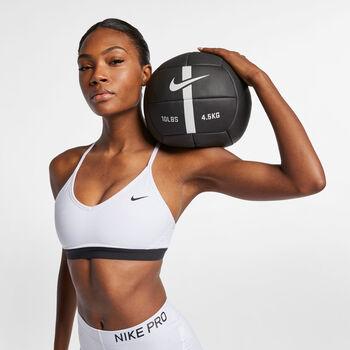 Nike Indy Light Support Sport BH Damen Weiss