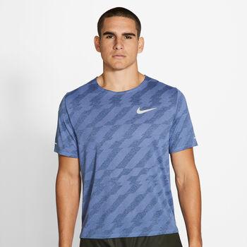 Nike Dri-FIT Miler Future t-shirt de running Hommes Bleu