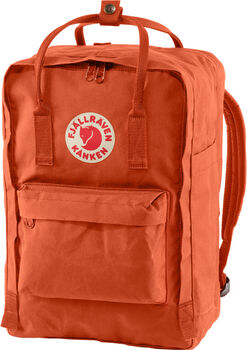 "Fjällräven Kånken Laptop 15"" Rucksack Orange"