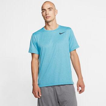 Nike Pro T-Shirt Herren Blau