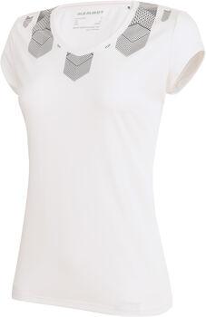 MAMMUT Trovat T-Shirt Femmes Blanc