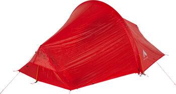McKINLEY Quantum 10.2 Tente de trekking Rouge