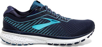 Brooks Ghost 12 Laufschuh Damen Blau