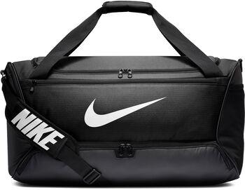 Nike Brasilia Duff Sporttasche Schwarz