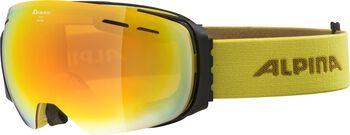 ALPINA Granby HM Lunettes de ski Hommes Jaune