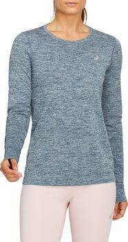 ASICS Race Seamless Shirt de running à manches longues Femmes Bleu