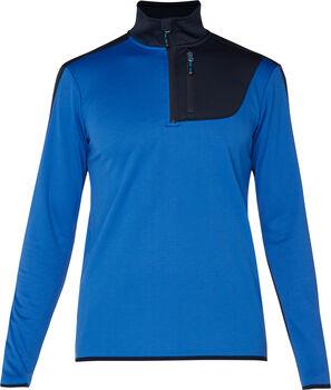 McKINLEY Blake Rollkragen Skishirt langarm Herren Blau