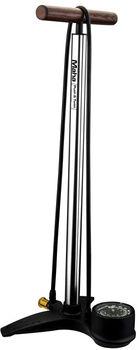 Birzman Maha Push & Twist IV Standpumpe Silber