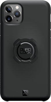 Quad Lock iPhone 11 Pro Max Housse Noir