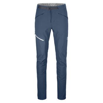 ORTOVOX BRENTA Pantalon de marche Hommes Bleu