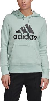 adidas Must Haves BOS Pullover Hoody Femmes Vert