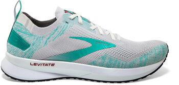 Brooks Levitate 4 chaussure de running Femmes Bleu