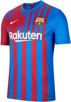 Nike FC Barcelona 21/22 Stadium Home maillot de football Bleu