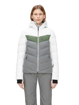 J.Lindeberg Russel Down veste de ski Femmes Gris