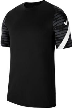 Nike Dri-FIT Strike Fussballhshirt Herren Schwarz