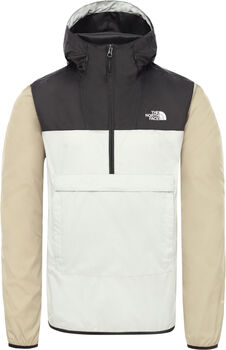 The North Face FANORAK Freizeitjacke Herren Grau