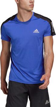 adidas OWN THE RUN haut de running Hommes Bleu