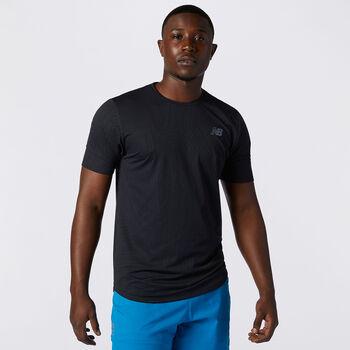 New Balance Q Speed haut de running Hommes Noir