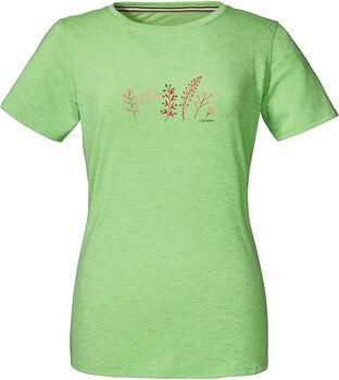 SCHÖFFEL Swakopmund1 T-Shirt Femmes Vert