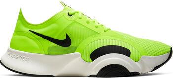 Nike SuperRep Go Fitnessschuhe Herren Grün