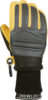 Snowlife Classic Leather Glove gant de ski Noir